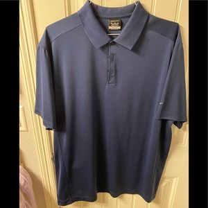 NWOT Nike Polo Navy Blue